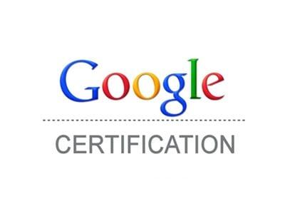 Google Certification Course Exam